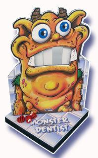Teeth Game Carnival Game- Dentist Carnival Game Rentals - Columbus Ohio