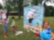 Shark Game Rentals Columbus Ohio, Party Rentals of Ohio