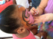 face painter Columbus Ohio for parties
