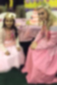 Princesses for hire Columbus Ohio