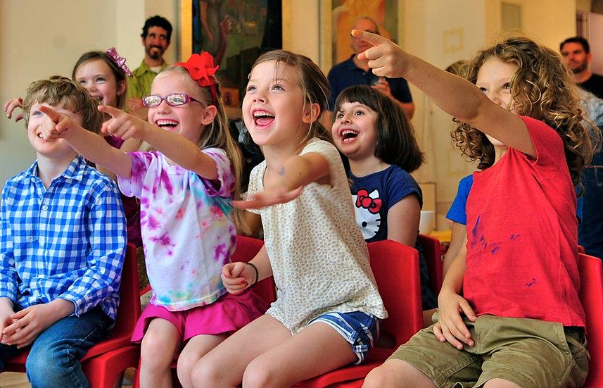 Birthday Magician Columbus Ohio - Kids magic show Columbus Ohio - Party Magicians for children - Ohio