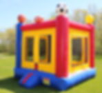 Sports Theme Bounce House  Rental Columbus, Oh