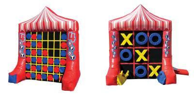 Classic carnival game rentals, inflatable rentals Columbus Ohio Event rentals