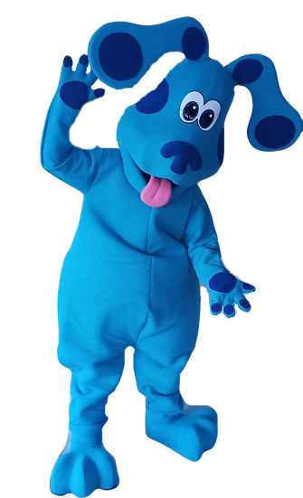 Blues Clues Party Character Rentals Columbus Oho party characters for kids