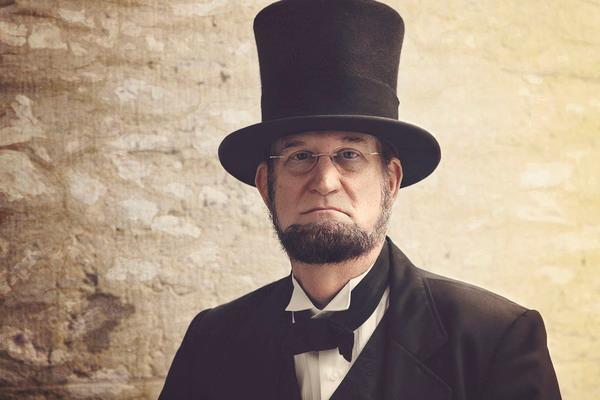 Columbus, Ohio Abraham Lincoln Impersonator - President Lincoln actor - Lincoln Presenter Ohio