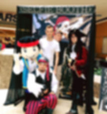 Pirates for birhtday parties Columbus Ohio