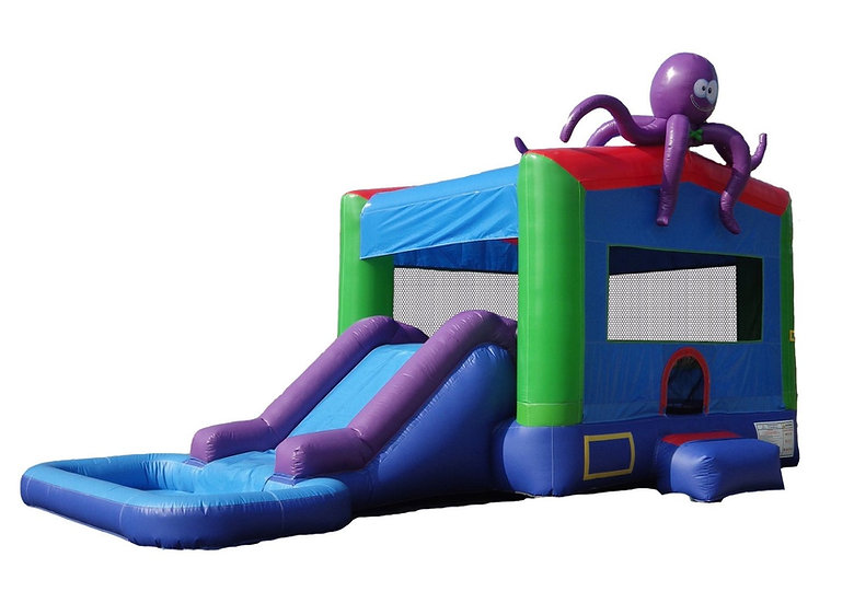Sea Themed Bounce House Rentals Columbus, Ohio Ocean Themed Bounce House Rentals