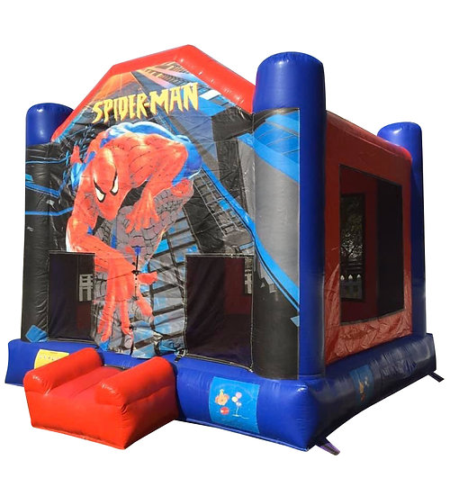 Columbus, Ohio Spiderman Bounce House rentals - Ohio Jump House Rentals - Event Rentals Ohio