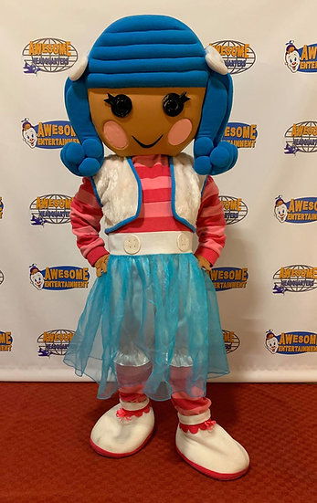 Lalaloopsy party character appearances Columbus Ohio party rentals