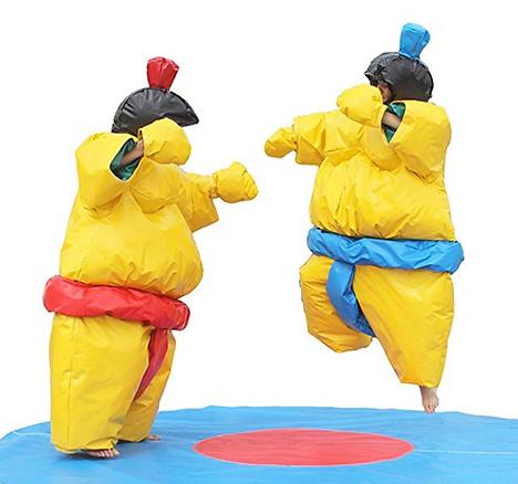 Sumo Wrestling Suit Rentals Columbus Ohi