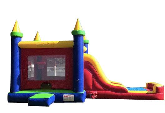 Rainbow Castle Bounce House Rentals, Columbus Ohio Bounce house slide rentals Ohio