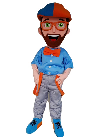 Blippi Party Characters for hire - Columbus Ohio Blippi kids characters for hire Columbus Ohio