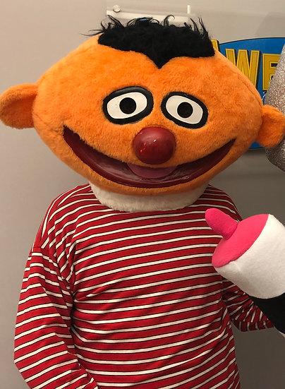 Ernie Impersonator