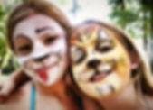 Pickerington Ohio face painting for parties