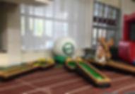 Inflatabel Golf - Putt Putt Rental Columbus Ohio