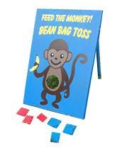 Monkey Themed Carnival Games Columbus, Ohio