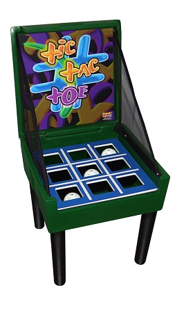 Tic Tac Toe Carnival Game Rentals Ohio event planners