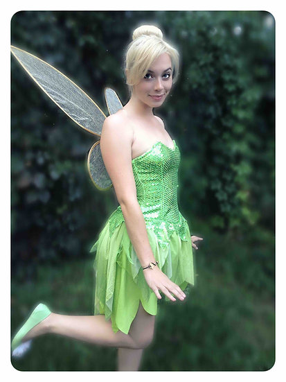 Tinker Bell fairytale princess Columbus Ohio Awesome Entertainment Ohio, Columbus Ohio Princess characters for birthdays