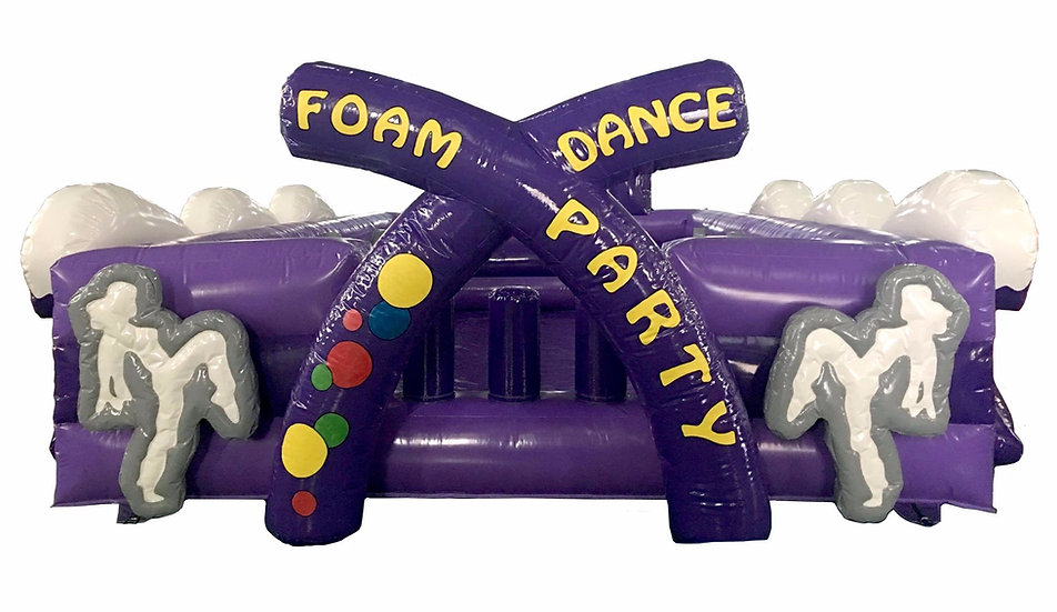 Columbus, Ohio Foam Machine Rentals - Foam Party Rentals - Sud Party - Event Rentals OH