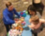 New Albany Ohio build a bear birhtday party rentals