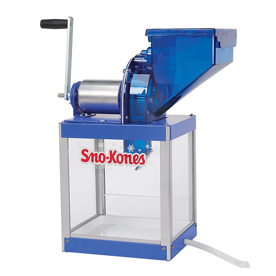 Columbus, Ohio Non-Electric Snow Cone Machine Rentals Ohio