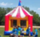 Circus Theme Bounce House Rentals Columbus Ohio