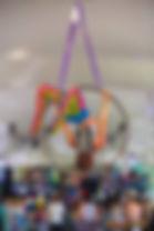 Carnival AerialActs Colubus Ohio