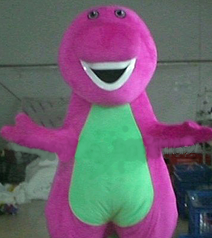 Columbus, Ohio birthday characters for hire, purple dinosaur characters Ohio