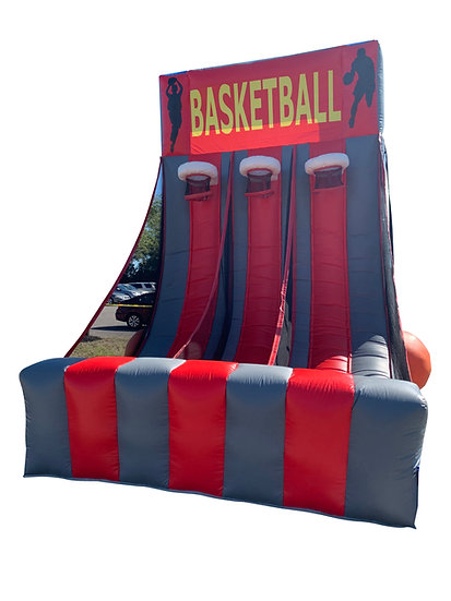 Inflatable Basketball Game Rentals Columbus, OH Pop A shot Basketball game rentals Oh