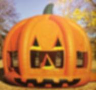 Pumkin Bounce House Rentals - Pumkin Theme Bounce House Columbus Ohio