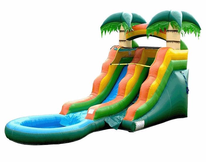 Columbus Ohio Inflatable Water Slide Rentals - Backyard water slide rentals Grove City Ohio