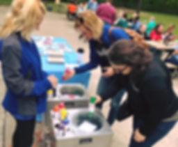 Spin art Rentals, Columbus Ohio Event Rentals