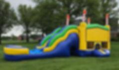 Giant Birthday  Cake Bounce House Rentlas, Columbus, Ohio