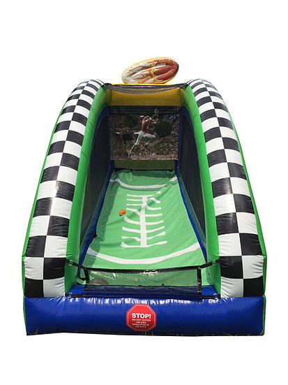 Inflatable Football Game Rentals, Columbus Ohio Bounce House Rentals