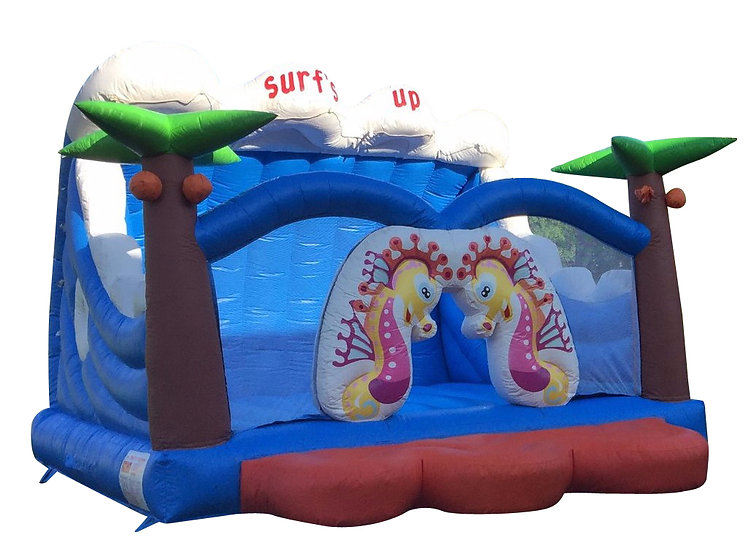 Ohio Sea Horse themed bounce house rentals -  wet or dry bounce house rentals Ohio