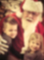 Real beard Santa Claus & Mrs. Claus Westerville, OH
