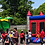 Ohio Rocket ship Themed Bounce House Rentals, Columbus Ohio inflatable rentals Ohio space ship bounce house