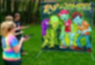 Columbus Zombie Carnival Game Rentals