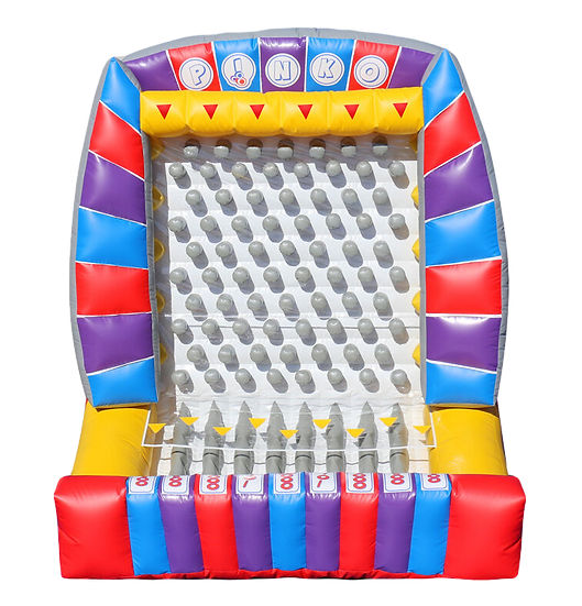 Inflatable Plinko Game Rentals Columbus Ohio, Price is right game rentals Ohio