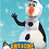 Olaf snowman character- frozen characters, holiday characters, Columbus, Ohio