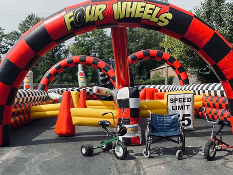 Looking for Wheelchair and Inclusive Activities for your party?