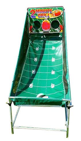 Columbus, Ohio Electronic Football Game Rentals - Pop a shot football game rental Columbus, Ohio