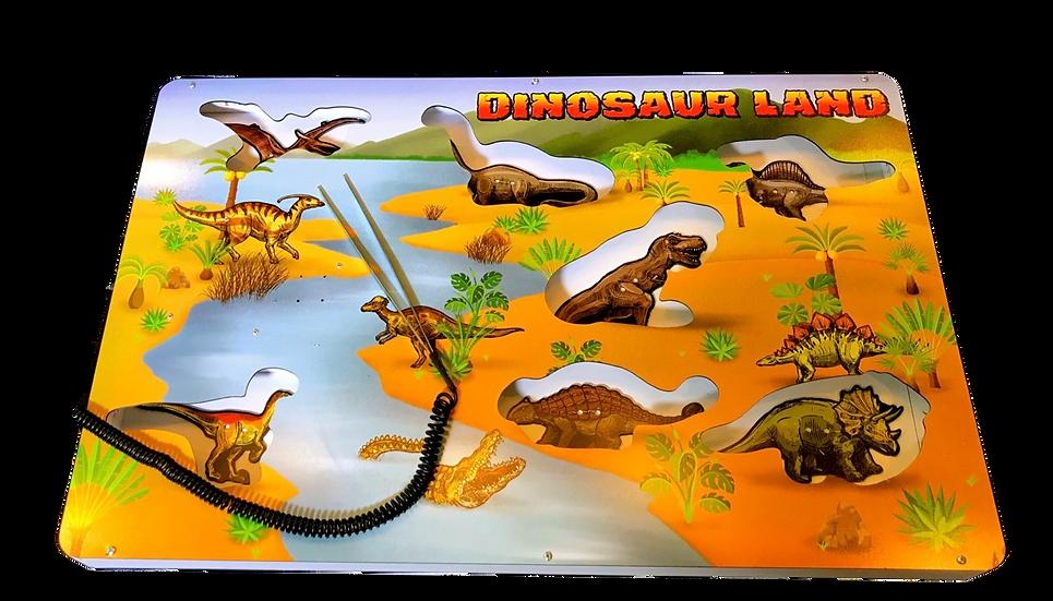 Ohio Dinosaur Carnival Game - Dinosaur board game rentals