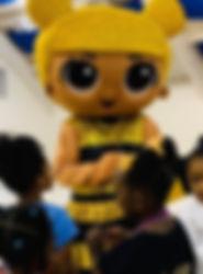bee diva lol doll impersonators Ohio