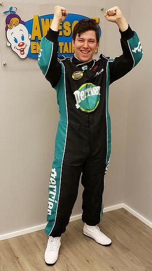 Columbus, Ohio Race car driver entertainer - race car party entertainer