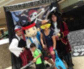 pirate entertainers Columbus Ohio