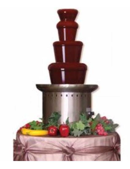 Ohio Chocolate Fountain rentals Columbus, Ohio Chocolate Fountain catering services Ohio