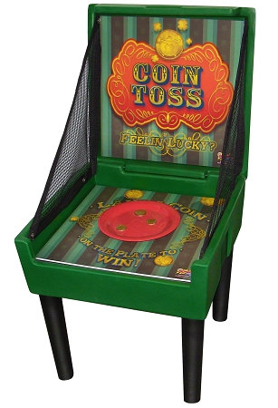 Coin Toss Carnival Game Rentals Columbus Ohio - Carnival parties Ohio