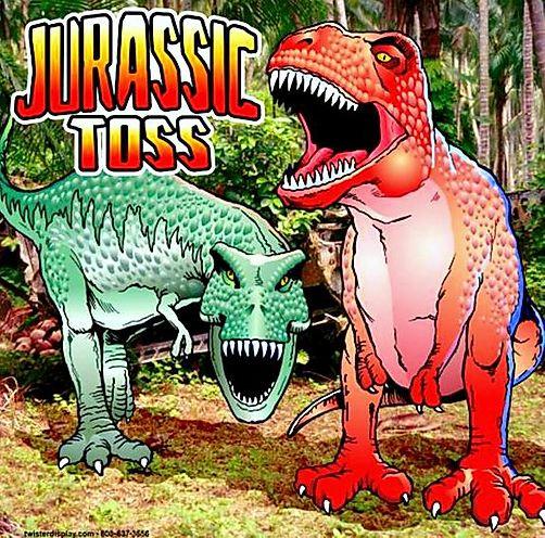Dinosaur Game Rentals Ohio, Dinosaur carnival game rentals Ohio