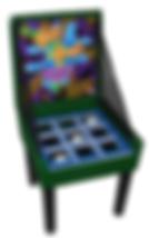 Tic tac toe carnival game rentals